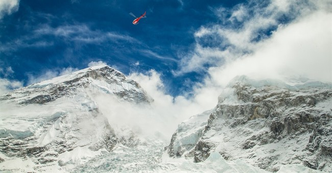 China suspends climbing on north side of Everest