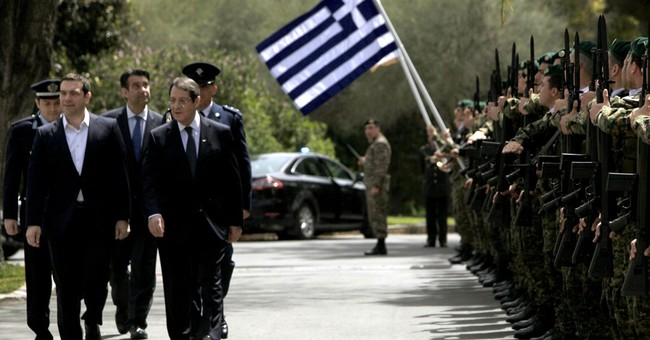 Cyprus, Egypt, Greece to boost ties on combatting terrorism