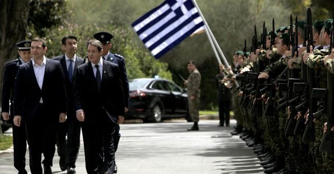 Cyprus, Egypt, Greece to boost ties on combatting terrorism