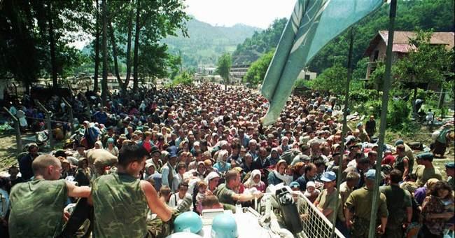 Dutch peacekeeper not prosecuted for Srebrenica massacre