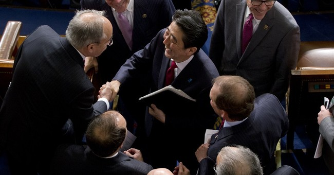Japan PM offers condolences for WWII dead in historic speech