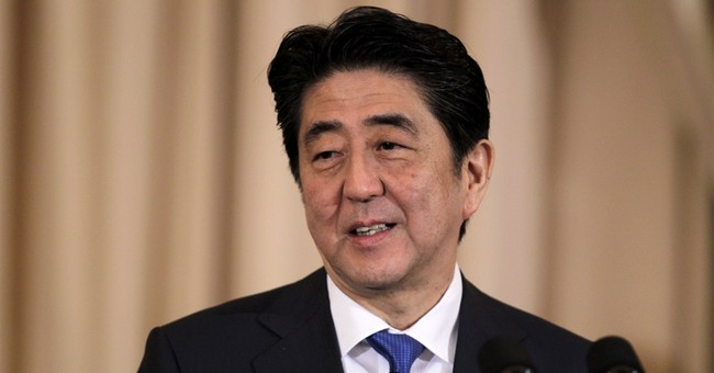 AP EXPLAINS: Japan's long wait to address US Congress