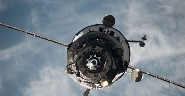Russia's spinning cargo capsule for space station total loss
