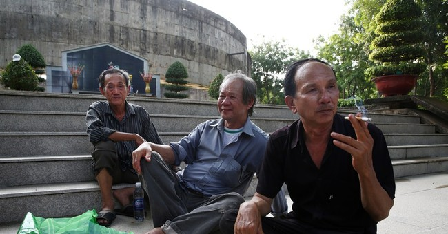 40 years after Vietnam War, north-south wounds fester