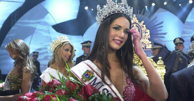 2 adolescents get 4 years in slaying of ex-Miss Venezuela