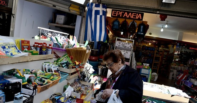 Eurozone period of falling prices ends in April