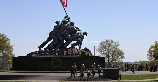 Marine Corps Memorial to be restored after $5.4M donation