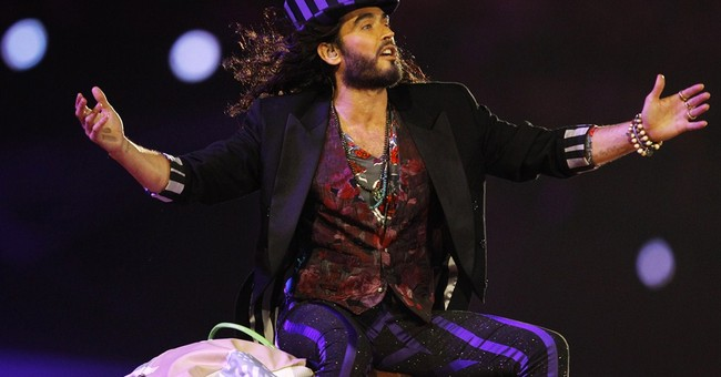 Russell Brand steps into UK election with Miliband interview