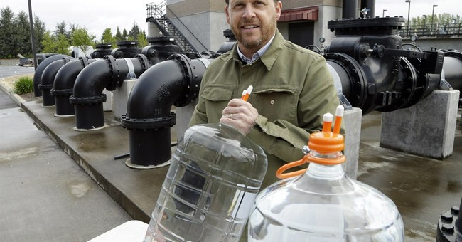 Brewers tasked with turning sewage into suds