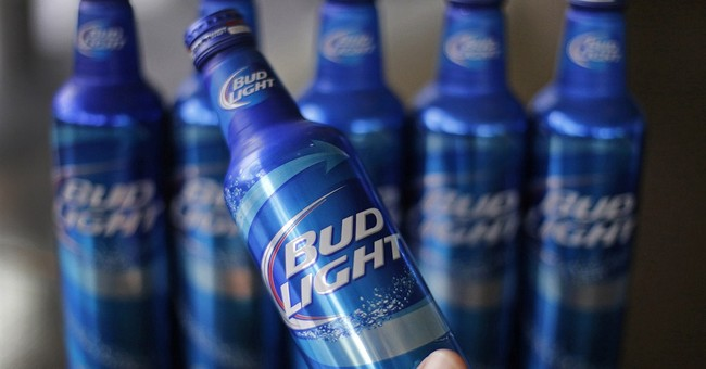 Bud Light: Sorry for saying it removes 'no' from vocabulary