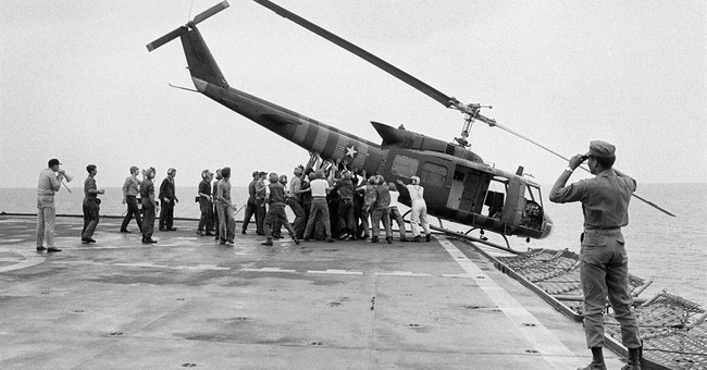 40 years on, images of Saigon's fall remain indelible