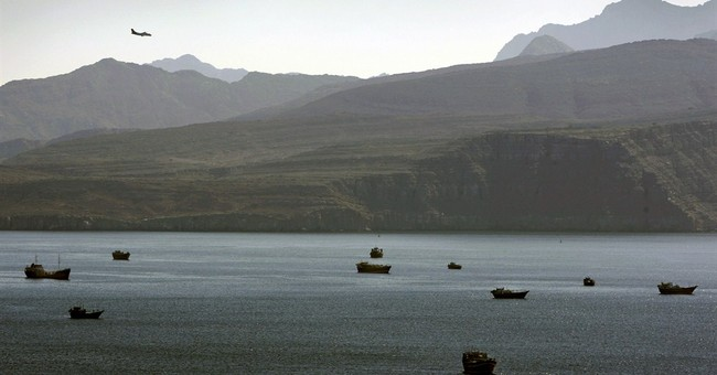 Shipping company says crew of vessel seized by Iran is safe