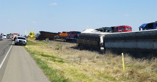 NTSB: Train worker likely to survive if he hadn't jumped