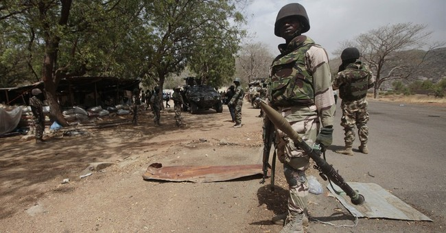 More women and children freed in Nigeria from extremists