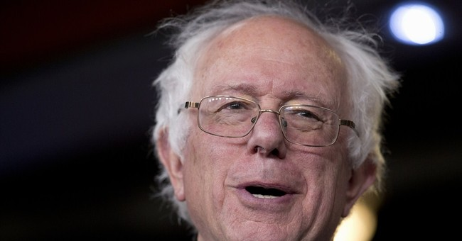 In presidential bid, Sanders differs with Clinton