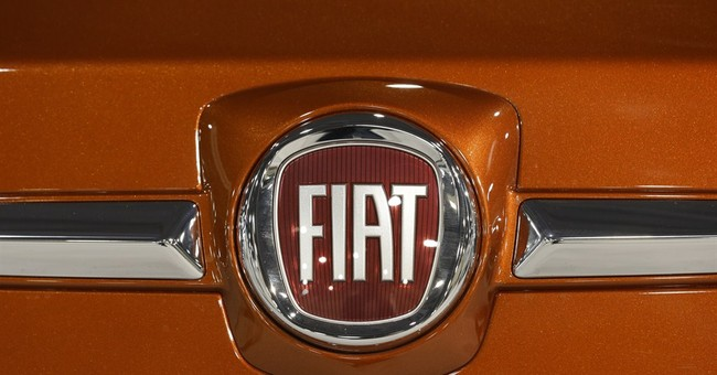 Fiat Chrysler CEO again makes pitch for auto mergers