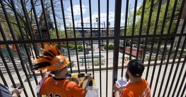 Latest on game with no fans: No cheers for O's in win