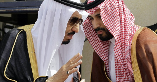 Saudi king recasts line of succession with eye on security