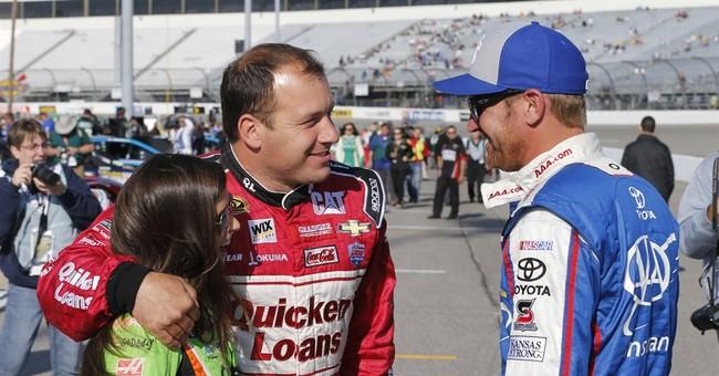 Danica Patrick losing GoDaddy as primary car sponsor