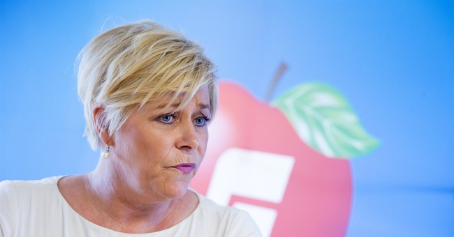 Norway's finance minister doubts global warming is man-made