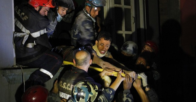 Nepal quake survivor drank urine while trapped for 82 hours