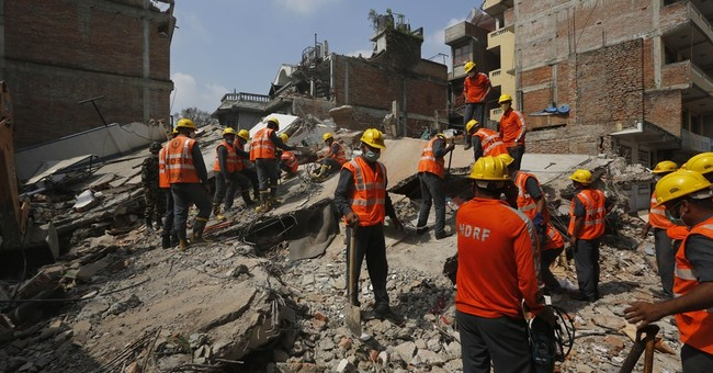 Nepalese family mourns 18 lost in single house collapse