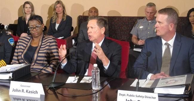 Ohio governor: Police standards board 'will bridge this gap'