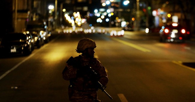 Latest on police-custody death: More protests in Ferguson