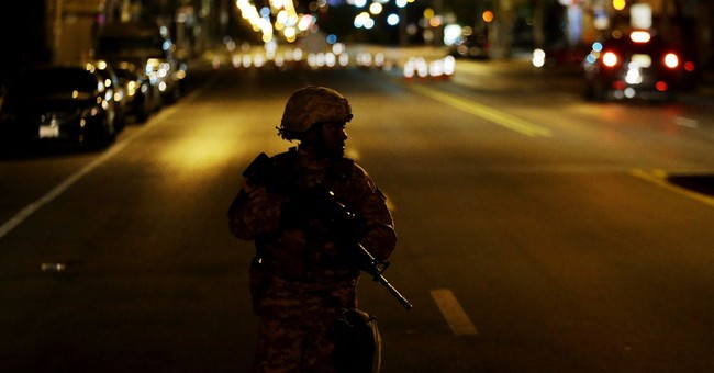 Latest on police-custody death: Body found near protests