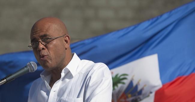 UN, ambassador group pledges support for Haiti leader