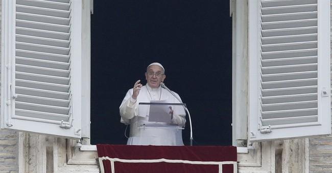 Pope: Fundamentalist terrorism result of 'deviant religion'