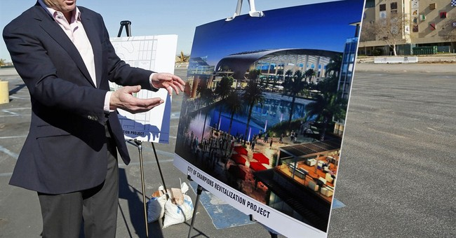 LA-area stadium developers expect $100M in public paybacks