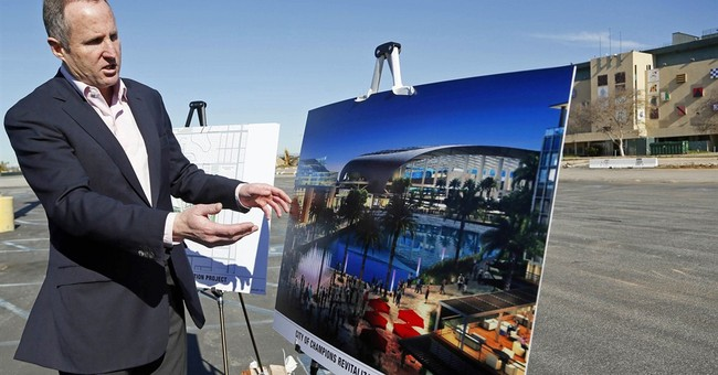 LA-area stadium developers expect $100M in public paybacks