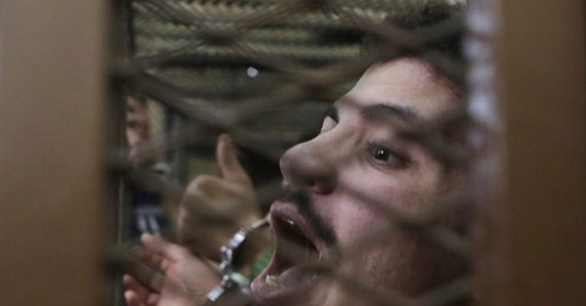 Egypt acquits 26 men in trial over police raid on gays