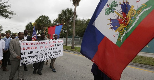 Somber gatherings mark 5th anniversary of Haiti earthquake