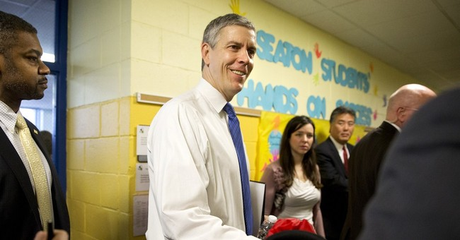 Education secretary says he backs annual testing