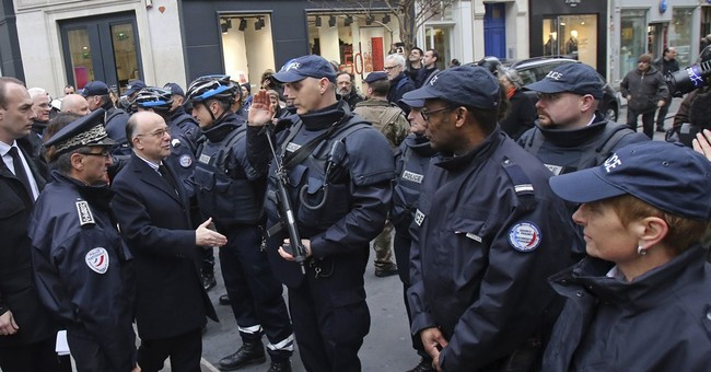Police: As many as 6 Paris terror suspects may be at large