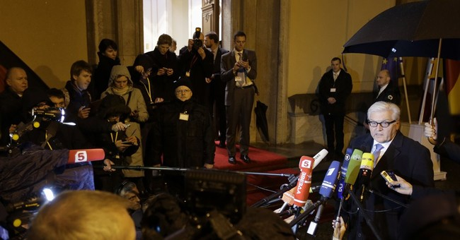 Ukraine meeting in Berlin ends without significant progress