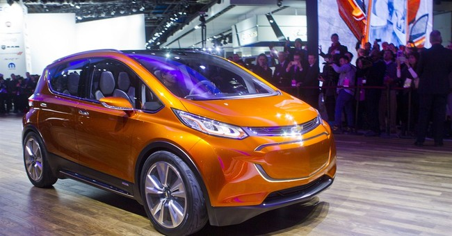 GM's new electric could upstage Tesla _ and its own Volt