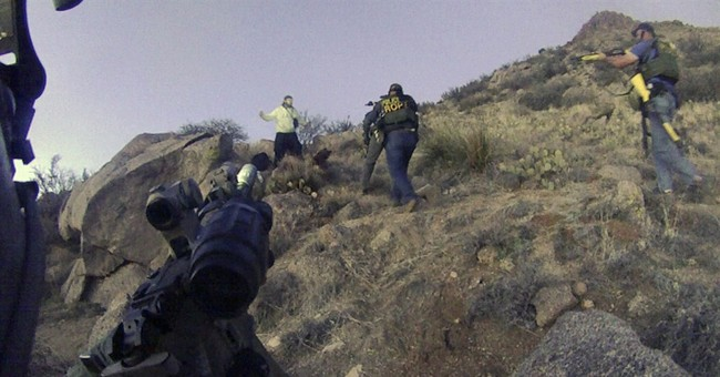 2 Albuquerque officers charged with murder in March shooting