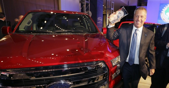 Volkswagen, Ford take top awards at the Detroit auto show