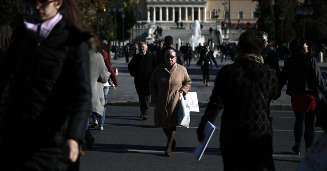 Greek market fears ease over election