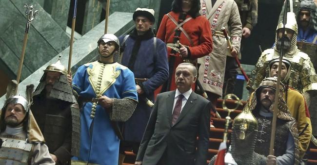 Erdogan jabs French intelligence over surveillance
