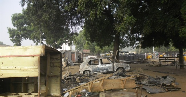 As world watches Paris, Nigeria suffers its own attacks