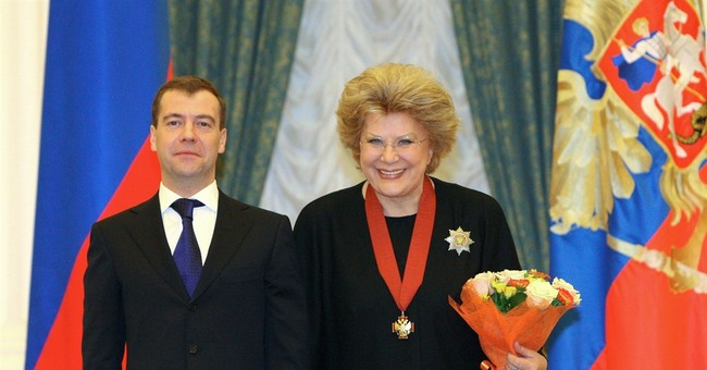 Russian opera diva Obraztsova dies at 75