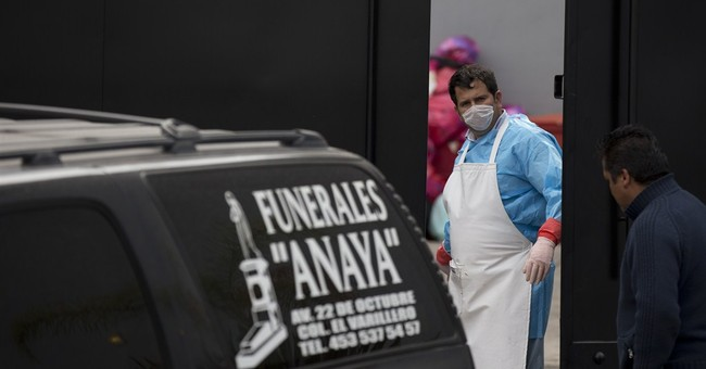 Official: Civilians killed most of 8 dead in Mexico clash