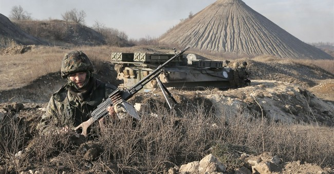 US commander: Russia seems set for new offensive in Ukraine
