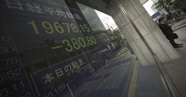 Stocks stabilize in Europe after global drop on weak US data