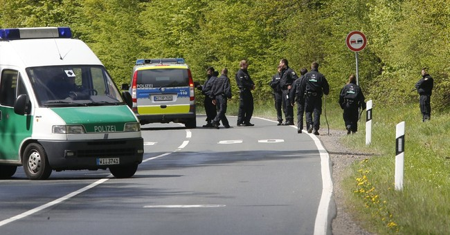 Germany foils suspected Boston-style attack, officials say