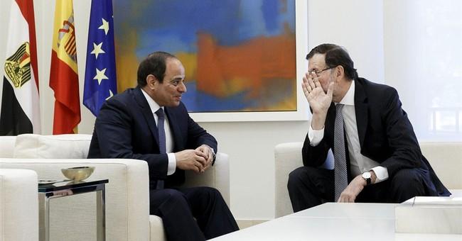 Spain, Egypt to study Cairo-Luxor bullet train link